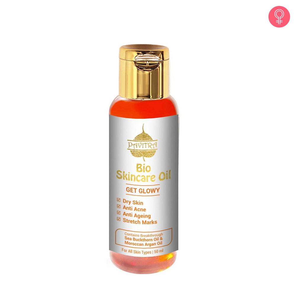 Pavitra Bio Skincare Oil