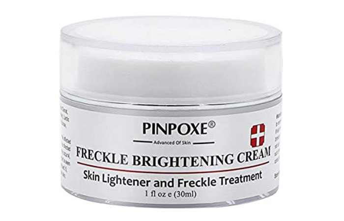 Pinpoxe Freckle Brightening Cream