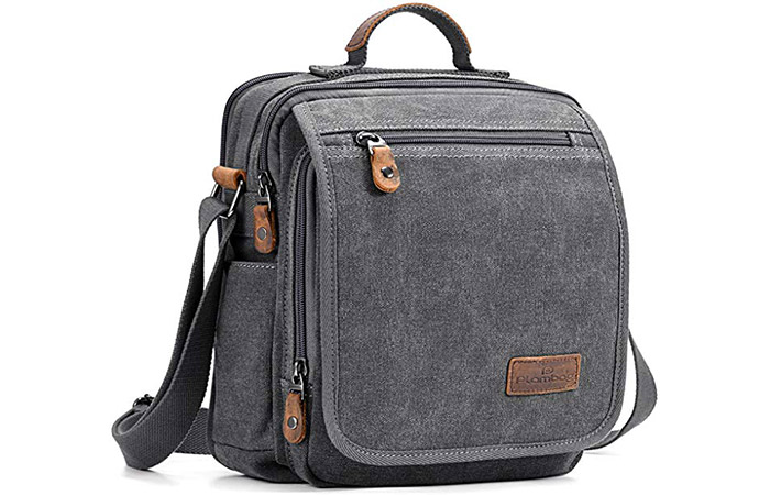 Plambag Canvas Messenger