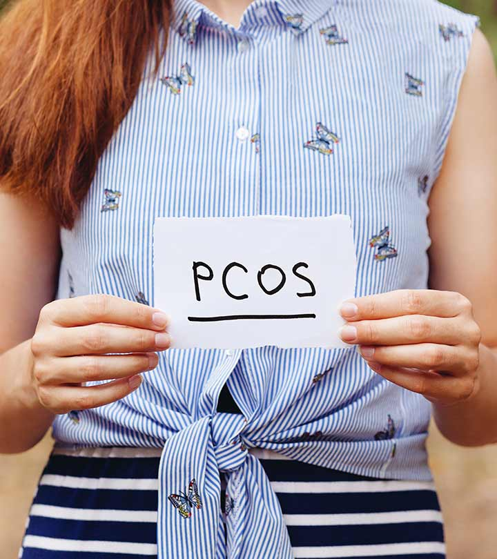 Polycystic Ovary Syndrome (PCOSPCOD) in hindi