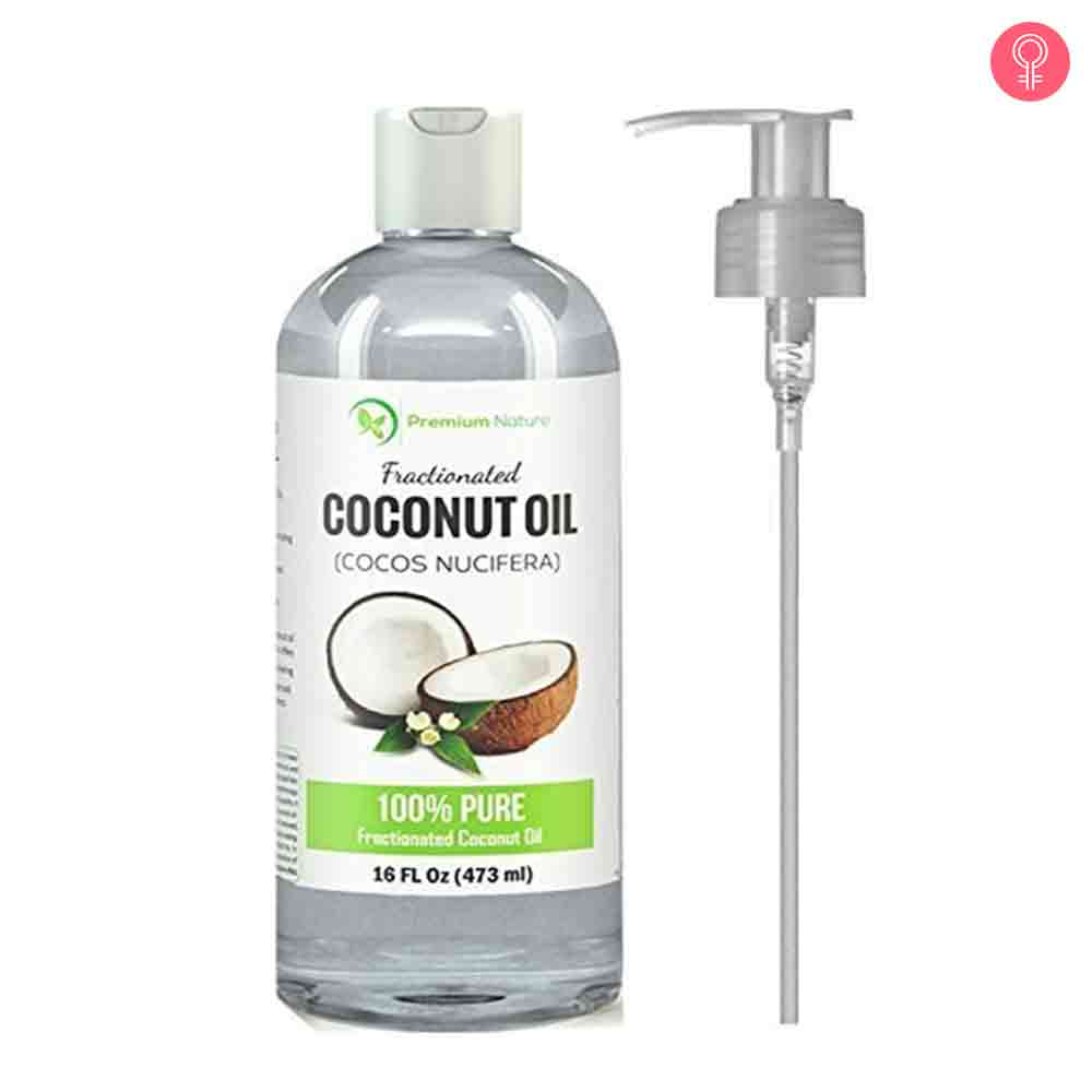 Premium Nature Fractionated Coconut Oil
