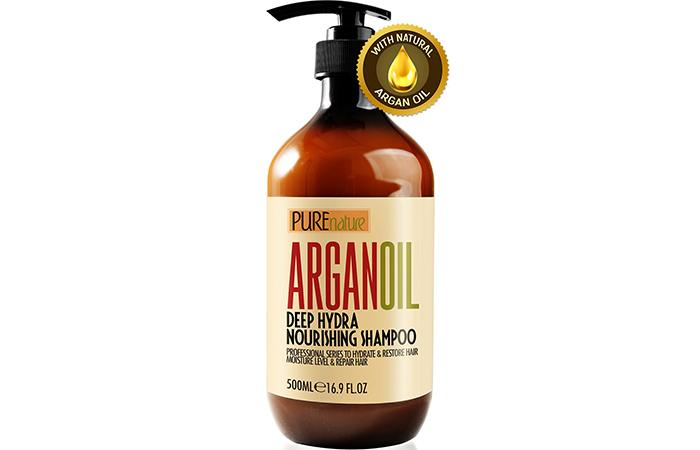 Pure Nature Argan Oil Deep