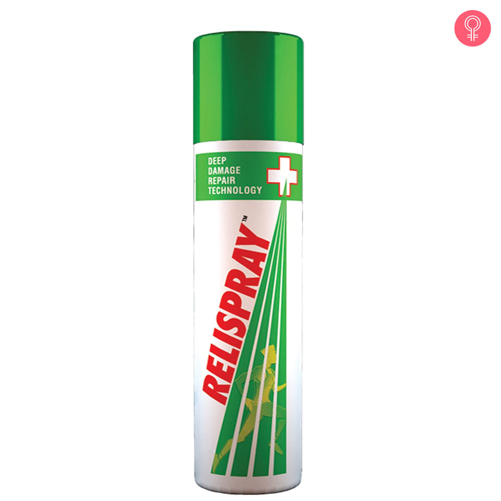 Relispray Pain Relief Spray