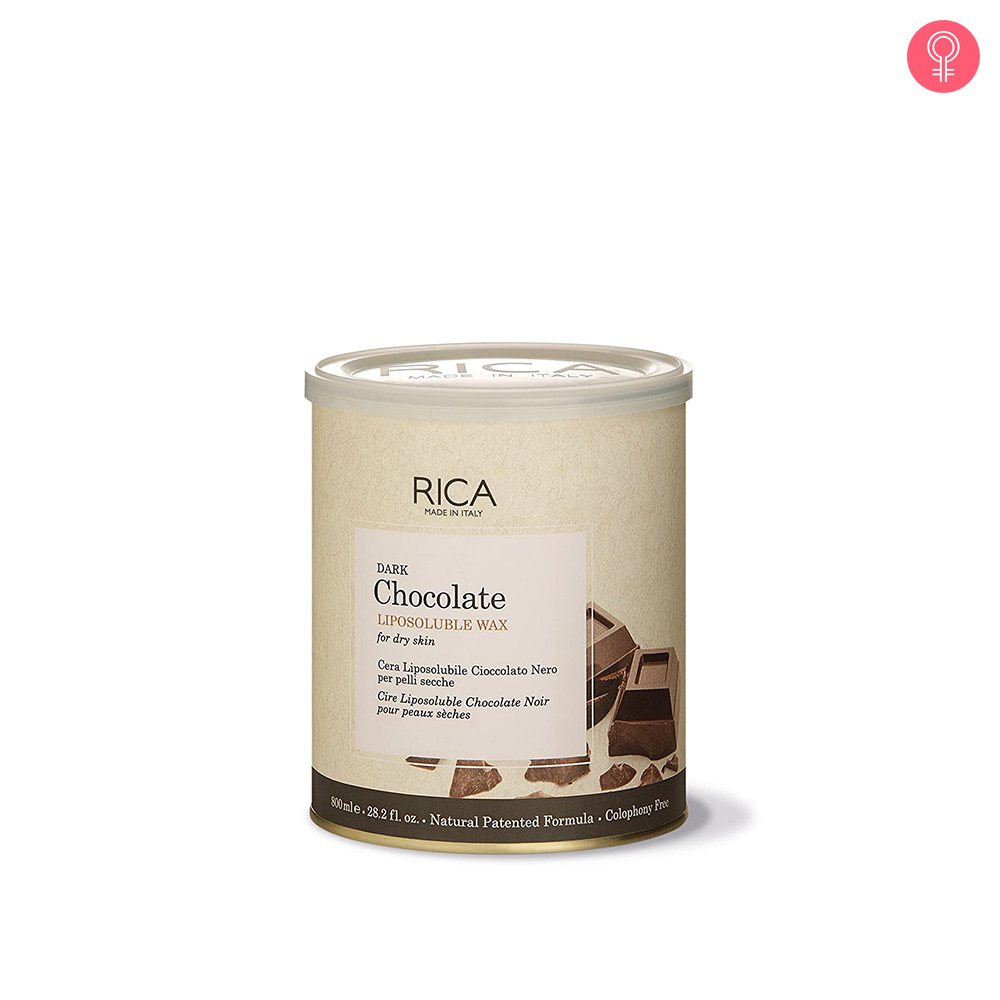 Rica Dark Chocolate Liposoluble Wax