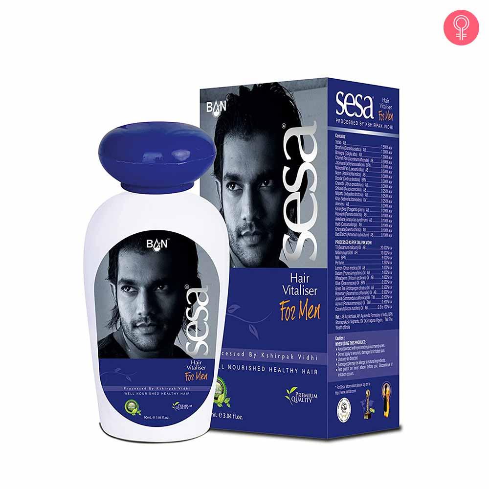 Sesa Hair Vitaliser For Men