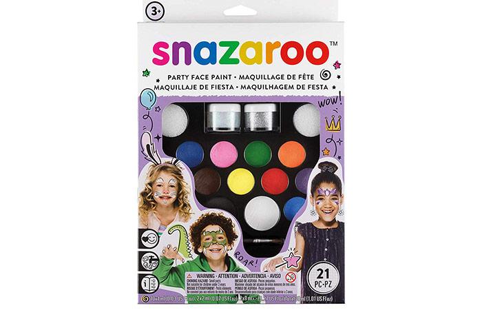 Snazaroo Face Paint Kit Ultimate