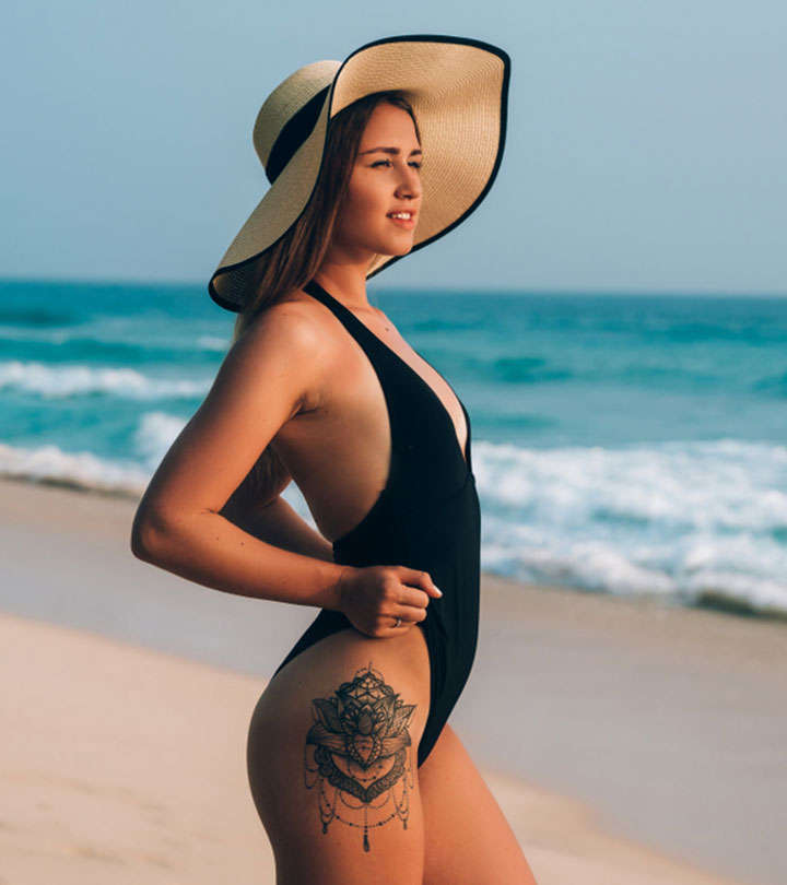 Stretch Mark Tattoos: Can They Cover The Marks Effectively?