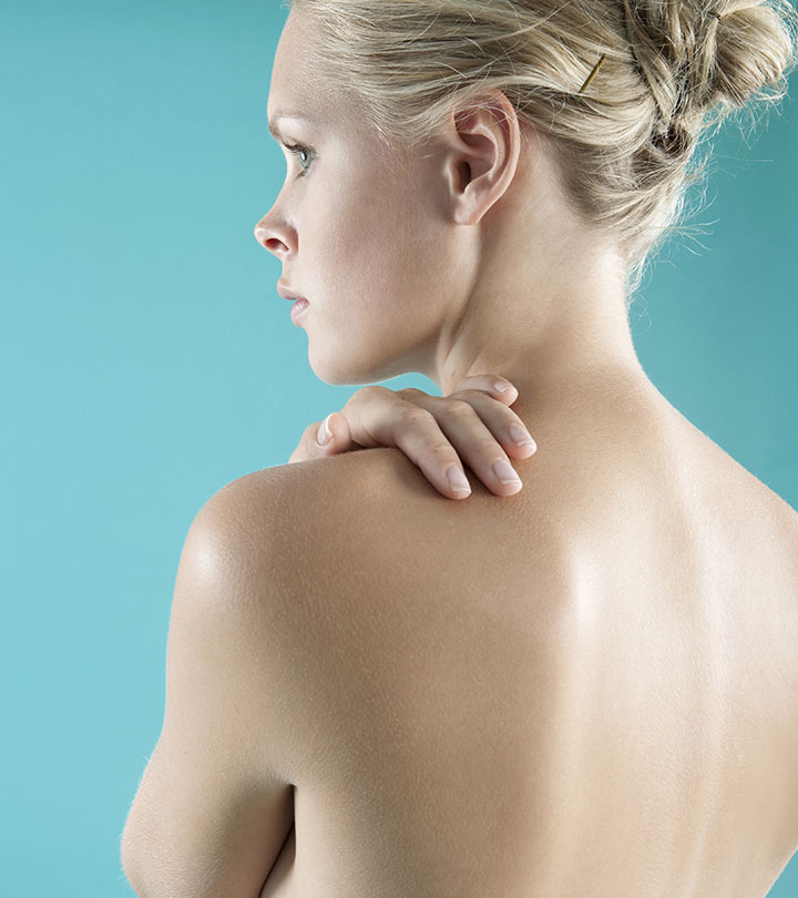 Stretch Marks On The Shoulders: Why You Get Them And How To Prevent Them