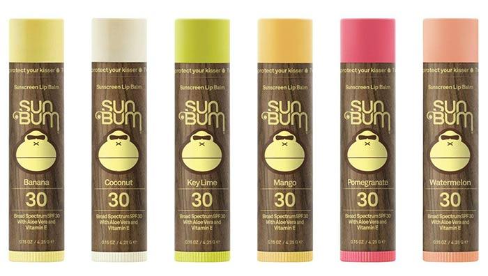 Sun Bum Sunscreen Lip Balm