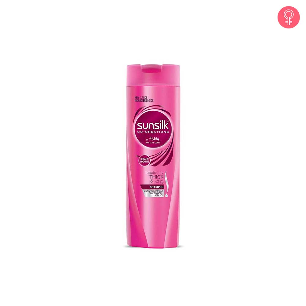 Sunsilk Lusciously Thick & Long Conditioner
