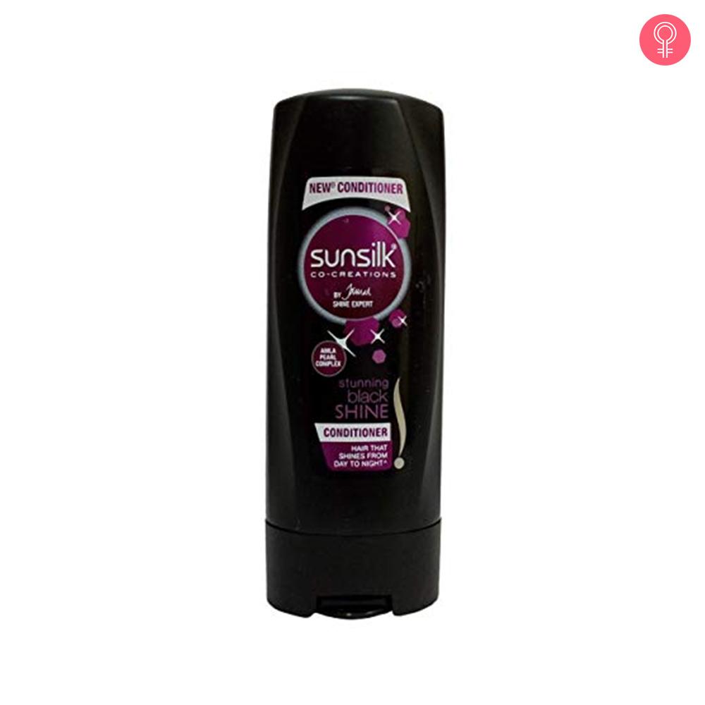 Sunsilk Stunning Black Shine Conditioner