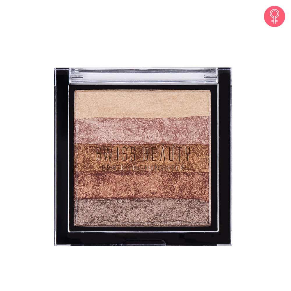 Swiss Beauty Brick Highlighter
