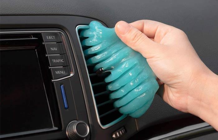 TICARVE Car Cleaning Gel