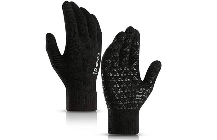 TRENDOUX Winter Gloves-1