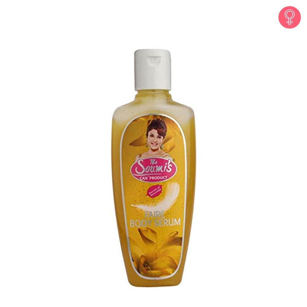 The Soumi's Can Product Faire Body Serum