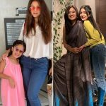 These Television Actresses And Their Beautiful Look-Alike Daughters!