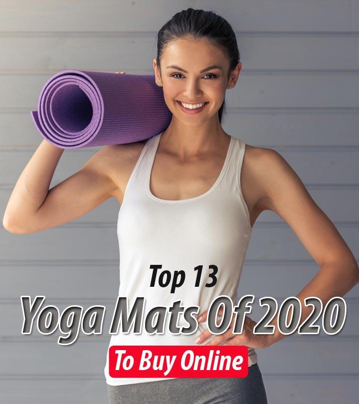 Top 13 Yoga Mats Of 2020 To Buy Online