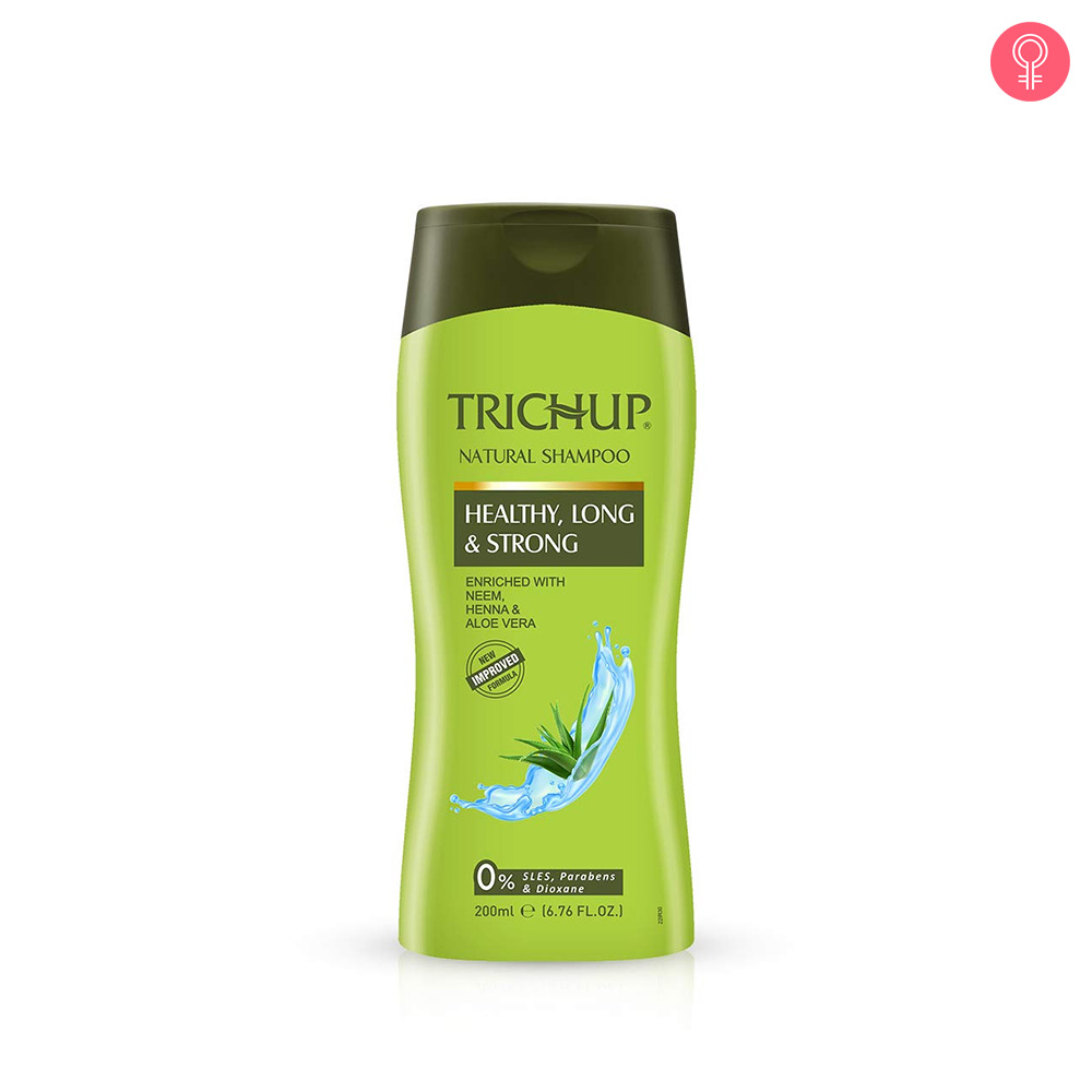 Trichup Healthy Long & Strong Herbal Hair Shampoo