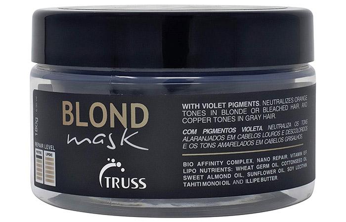 Truss Blond Mask