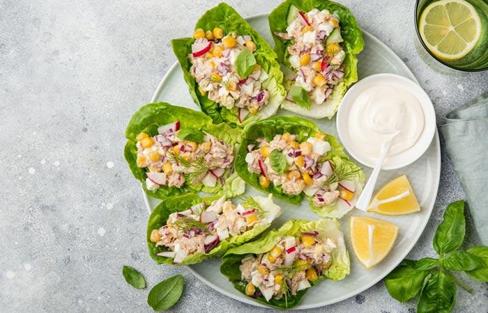 Tuna Lettuce
