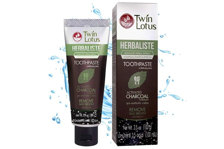 Twin Lotus Herbaliste Toothpaste