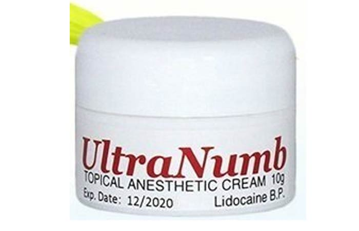 UltraNumb Topical Anesthetic Cream