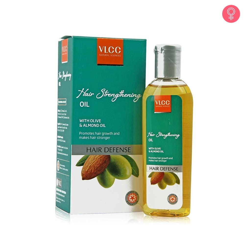 VLCC Hair Defense Hair Strengthening Oil