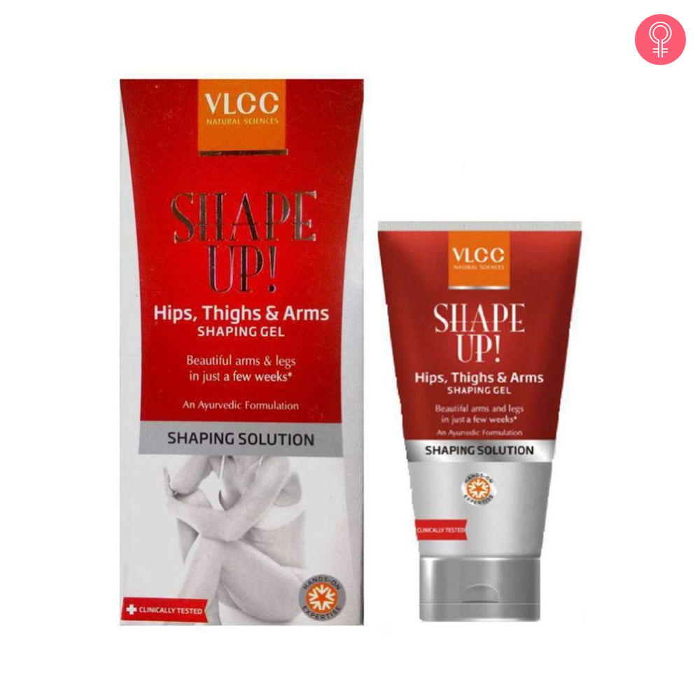 VLCC Shape Up Hips, Thighs & Arms Shaping Gel