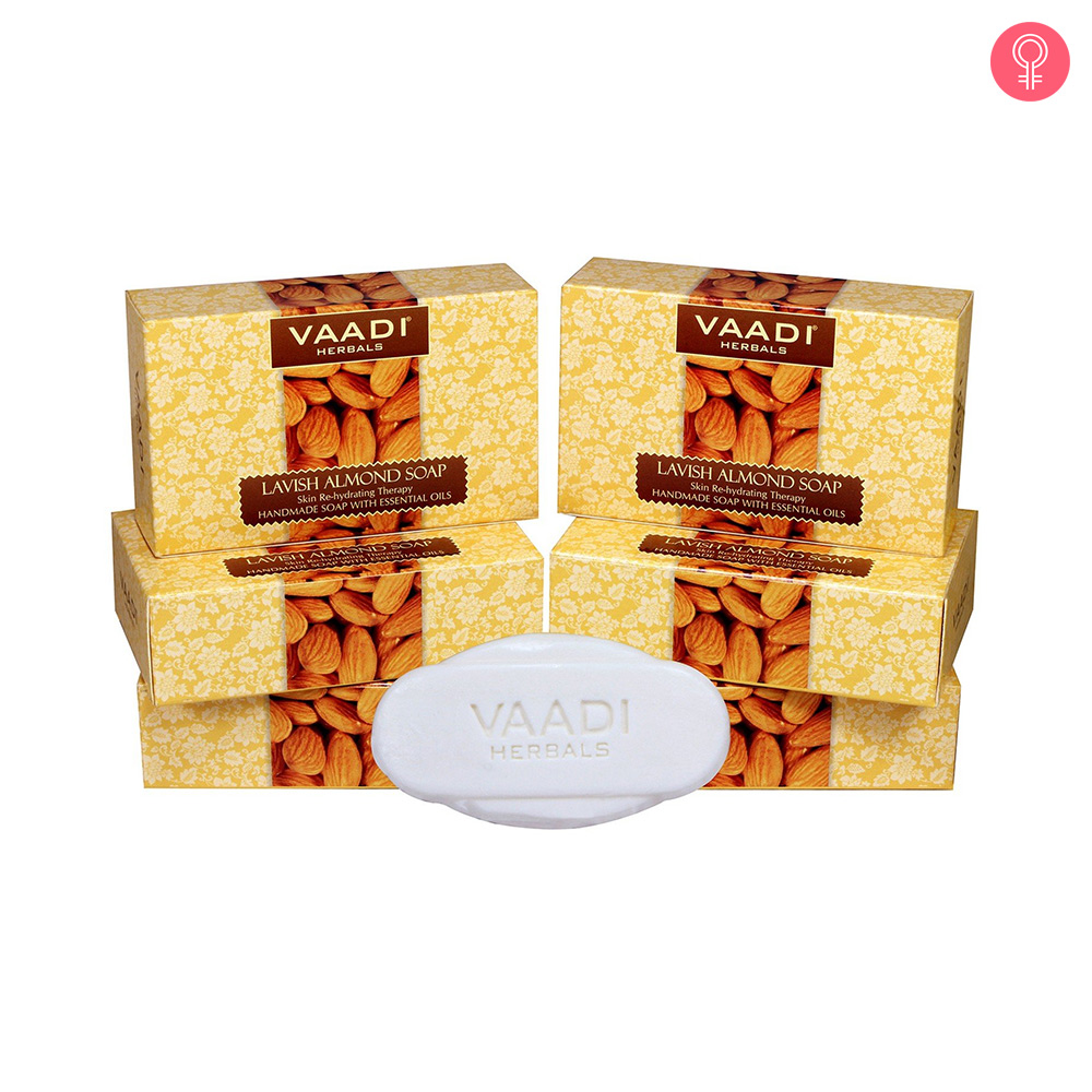 Vaadi Herbals Lavish Almond Soap
