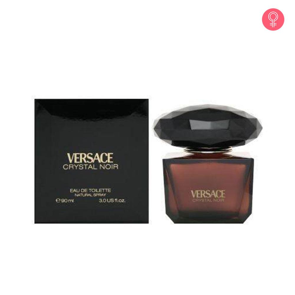 Versace Crystal Noir Eau De Toilette For Women