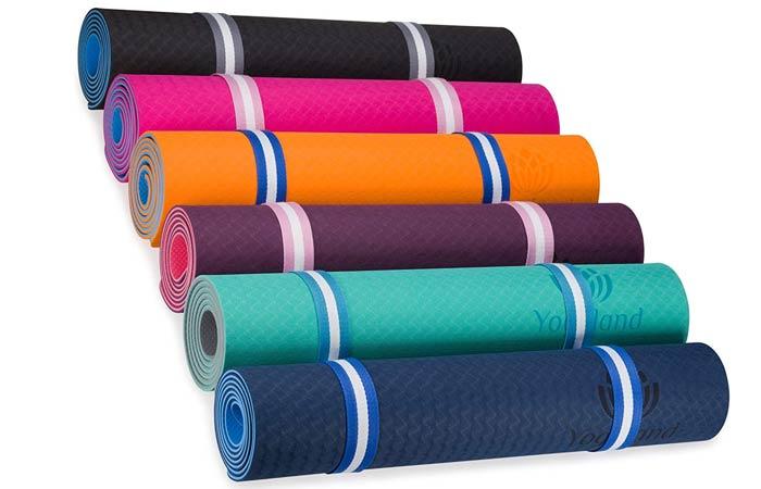 YOGALAND Premium Yoga Mat