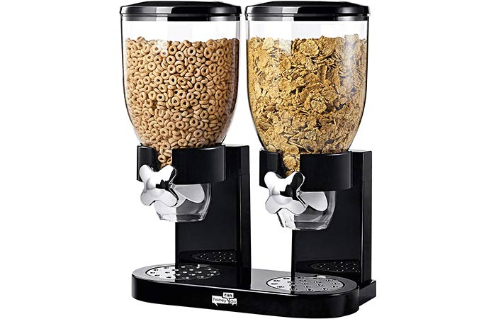 Zevro Dry Food Dispenser