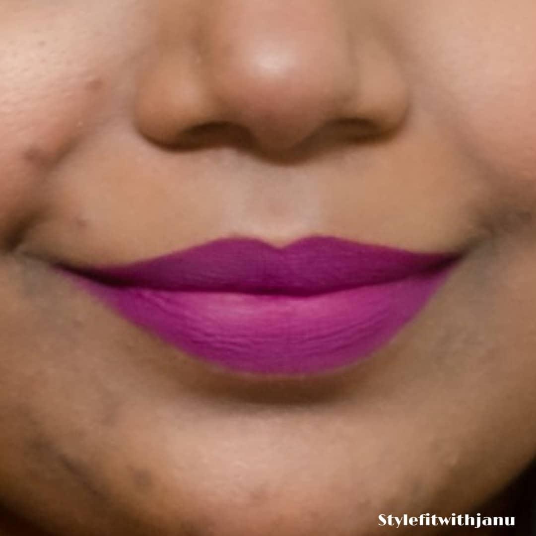 Sugar Smudge Me Not Liquid Lipstick-Very long lasting liquid lipstick-By stylefitjanu-2