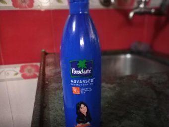 Parachute Advansed Coconut Hair Oil -Best coconut oil-By priya96