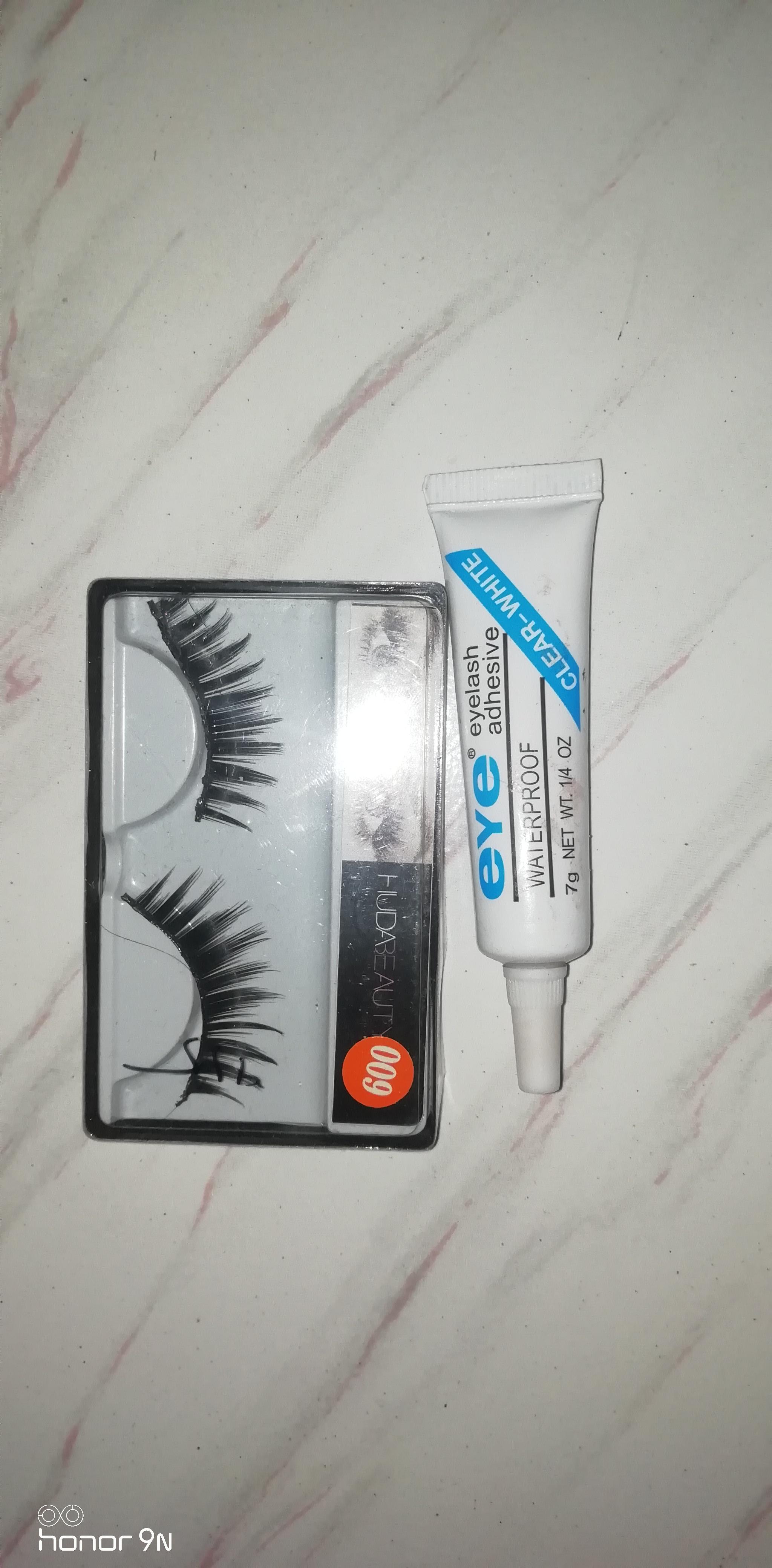 Huda Beauty Classic Lash pic 1-Best reusable lashes-By prajeesha_