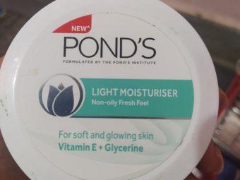 Ponds Light Moisturizer -Light and non sticky-By prinkal_kalsaik