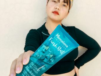 Himalaya Herbals Fresh Start Oil Clear Blueberry Face Wash pic 4-Himalaya Herbals. Fresh Start Oil Clear Blueberry Face Wash-By fifi_dkhar