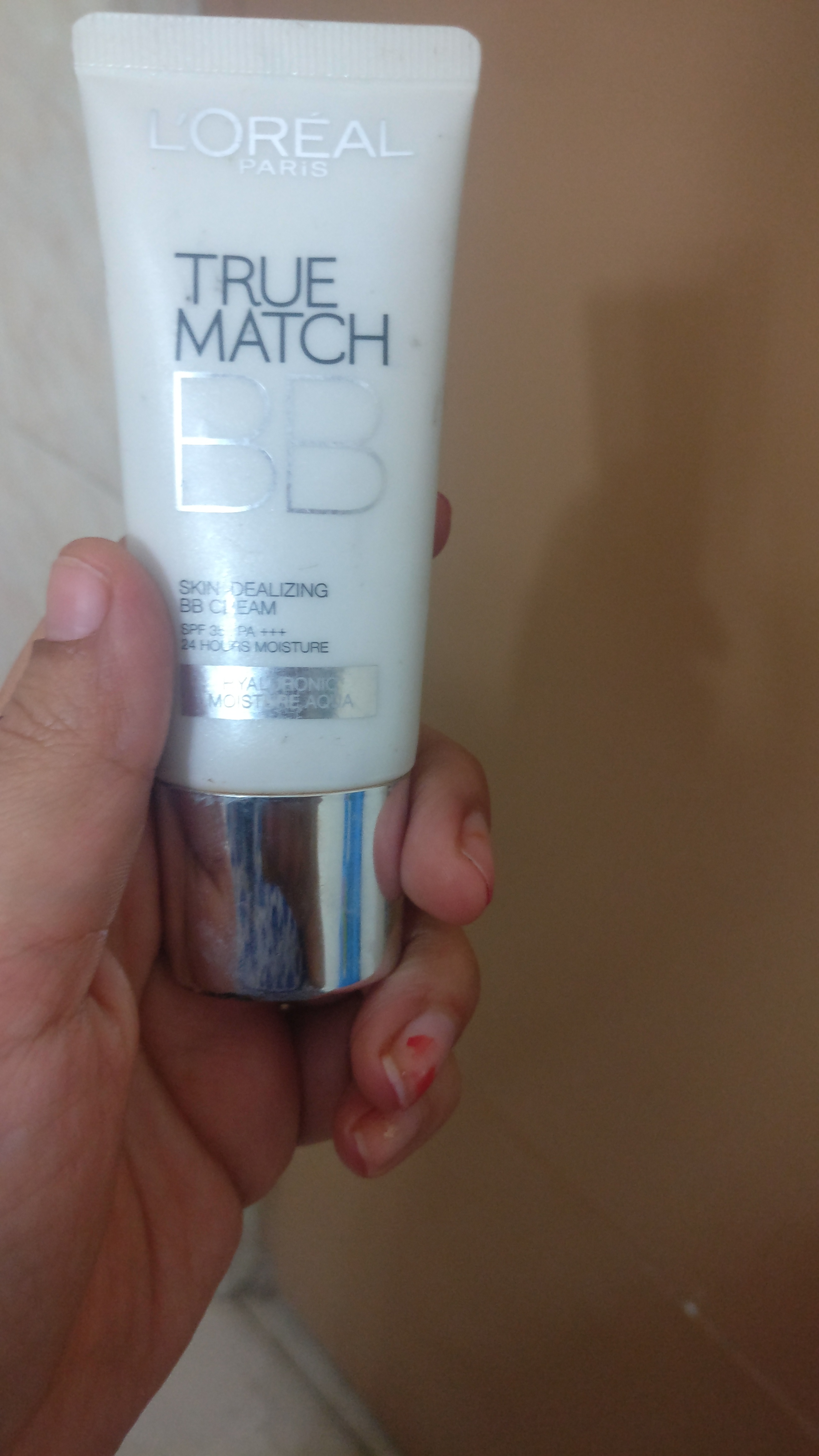 L'Oreal Paris True Match BB Cream -An all-in-one cream-By shrinkim