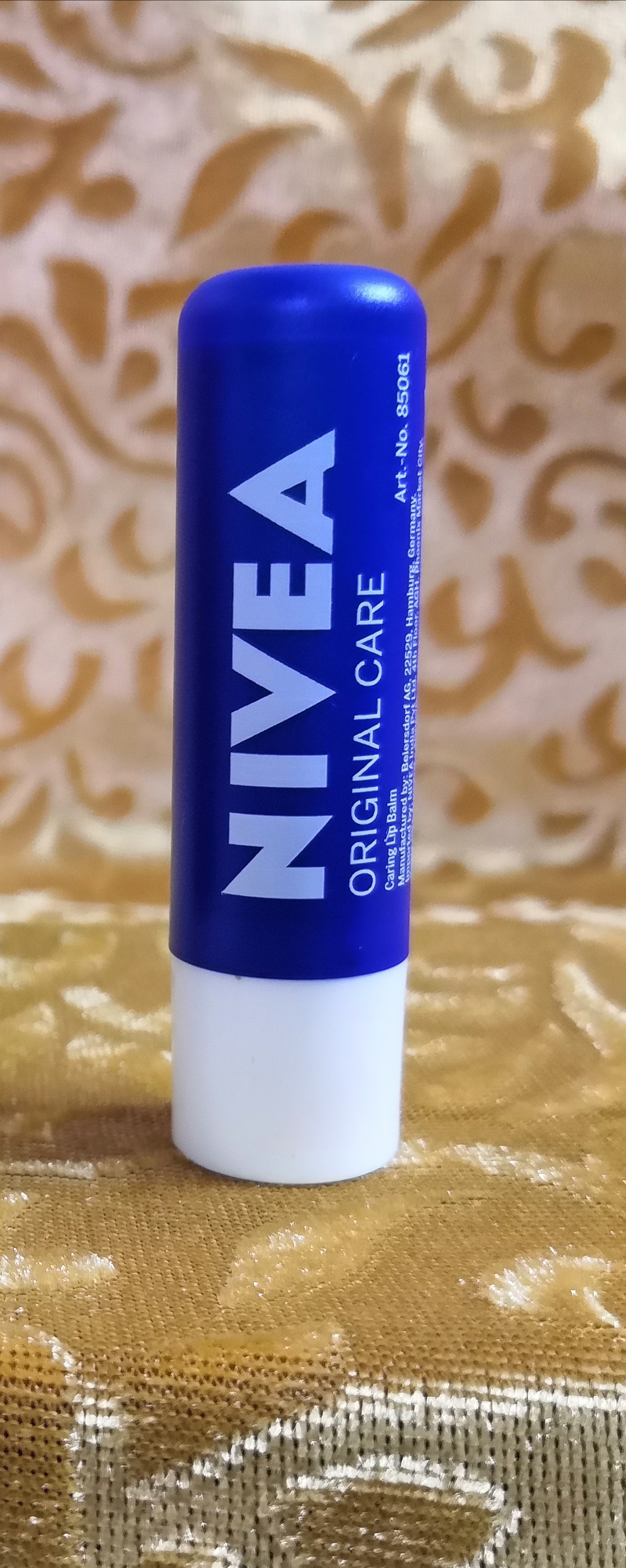 Nivea Original Care Lip Balm-Most nourishing lip balm-By stylefitjanu
