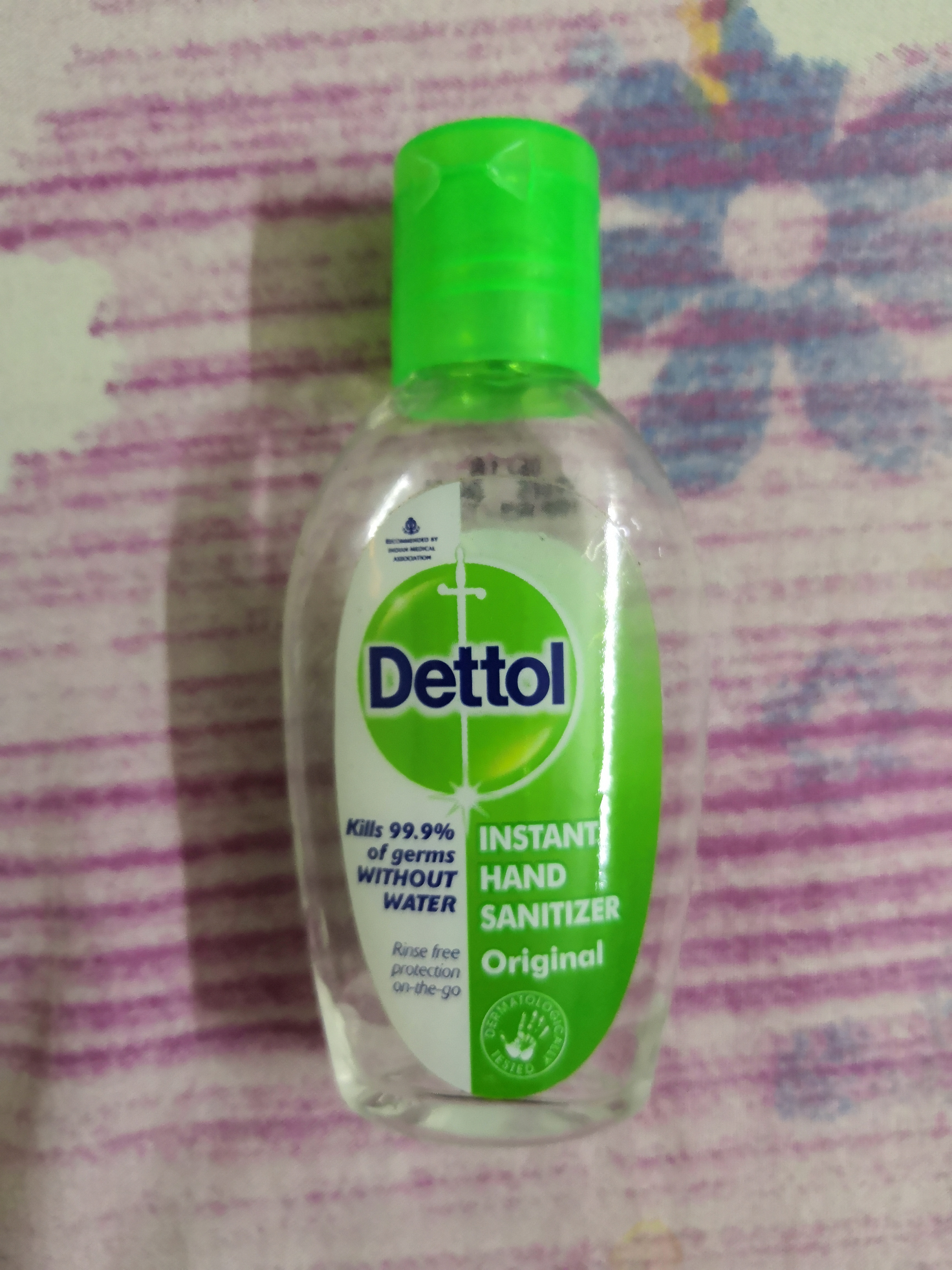 Dettol Instant Hand Sanitizer-An effective sanitizer-By stylefitjanu