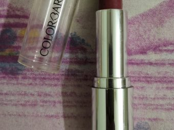 Colorbar Velvet Matte Lipstick -An everyday matte lipstick-By stylefitjanu