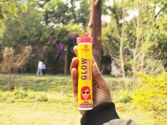 Chicnutrix Glow Tablets -CHICNUTRIX GLOW-By makeup_google