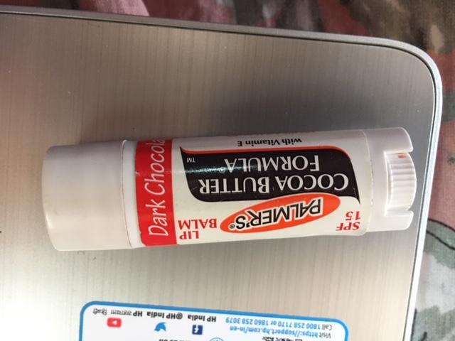 Palmer's Cocoa Butter Formula Ultra Moisturizing Lip Balm SPF 15 -Effective Lipbalm-By jyoti_sn