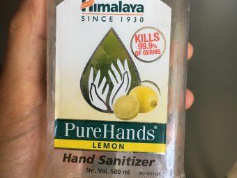 Himalaya Purehands Hand Sanitizer -Great Sanitizer-By jyoti_sn