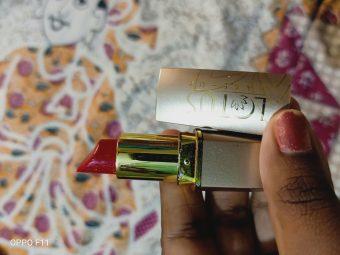 Lotus Make-up Pure Colors Matte Lip Color -Nice lipstick-By food_blog959