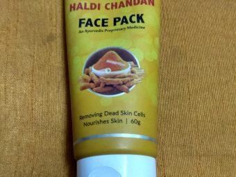 Roop Mantra Haldi Chandan Face Pack -Roop Mantra Haldi Chandan Face Pack-By thestylishvibe