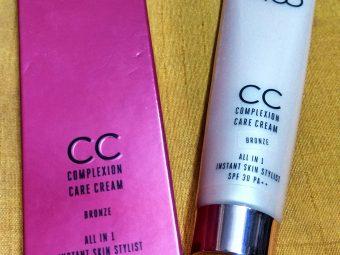Lakme 9 to 5 CC Cream -Lakme CC Cream-By thestylishvibe