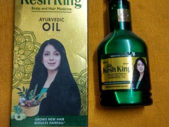 Kesh King Scalp And Hair Medicine Ayurvedic Oil -Kesh King Hair Oil-By thestylishvibe