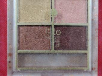 Lakme 9 To 5 Eye Quartet Eyeshadow pic 1-Lakme quartet eyeshadow-By s_a_n_z_0