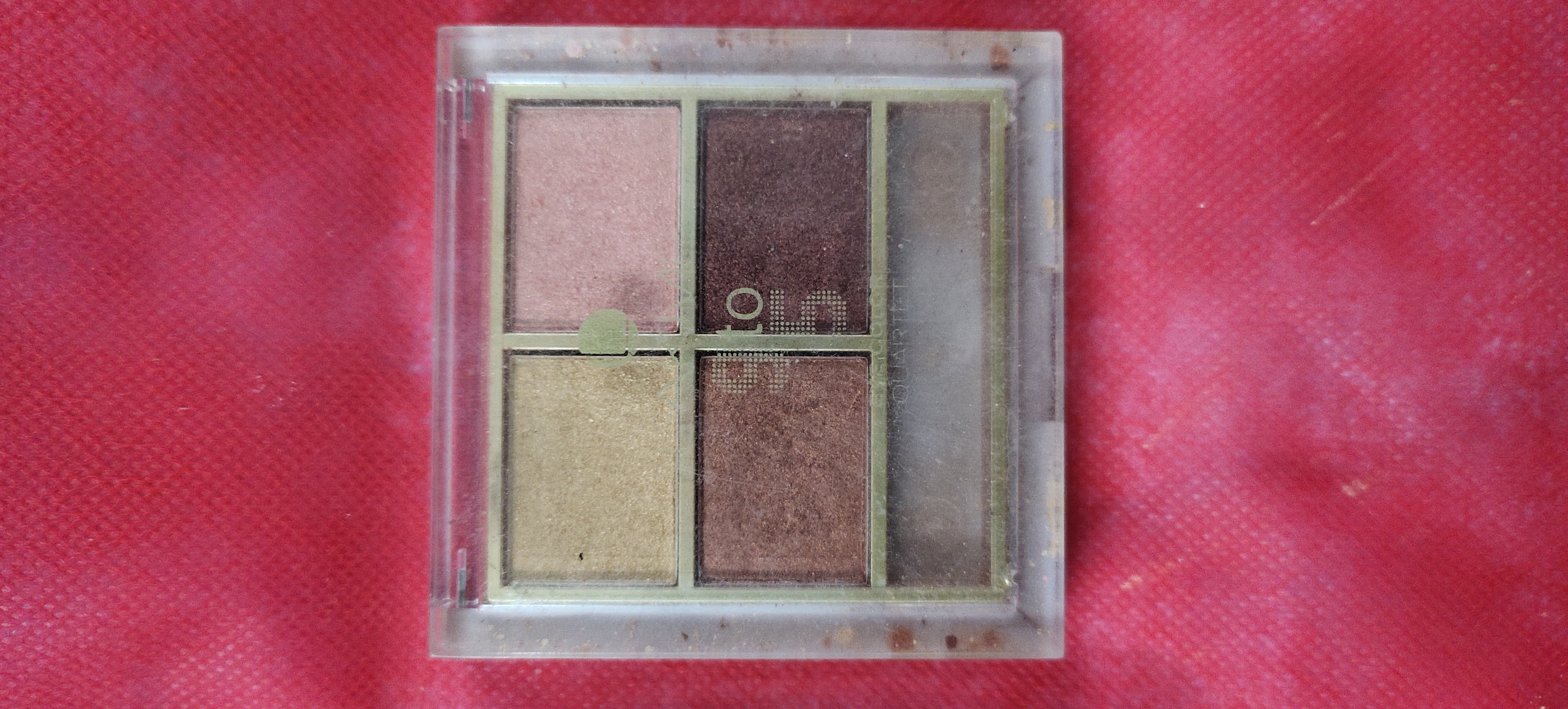 Lakme 9 To 5 Eye Quartet Eyeshadow pic 1-Lakme quartet eyeshadow-By s_a_n_z_0
